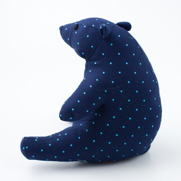 wee dotted bear by Pakhuis Oost