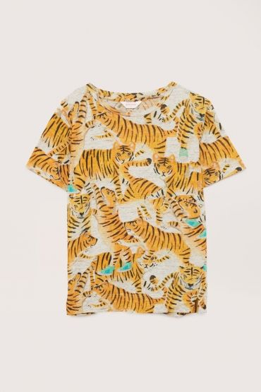 Gorman clothing - Gorman - Sneaking Tiger Tee