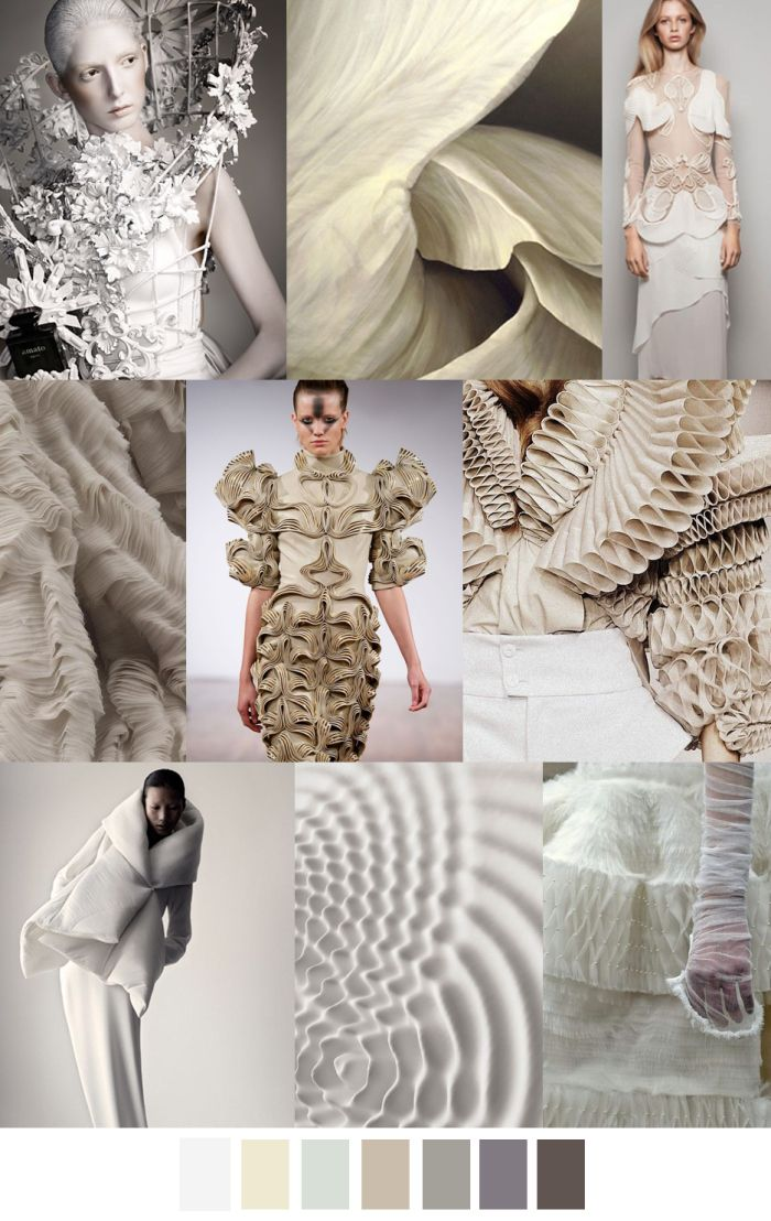 ORGANIC INSULATION color trend pattern. For more follow www.pinterest.com/ninayay and stay positively #inspired.