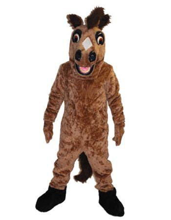 Mascotte deluxe paarden pak  Mascotte deluxe paard. Een zeer luxe mascotte pak van een paard. Dit mascotte pak paard heeft een ingebouwde luchtcirculatiesysteem en is gemaakt van een zeer goede kwaliteit stof. Voor meer dieren mascottes kunt u heel goed in deze shop terecht!  EUR 1195.00  Meer informatie