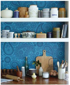 Mixed Hornsea Pottery display
