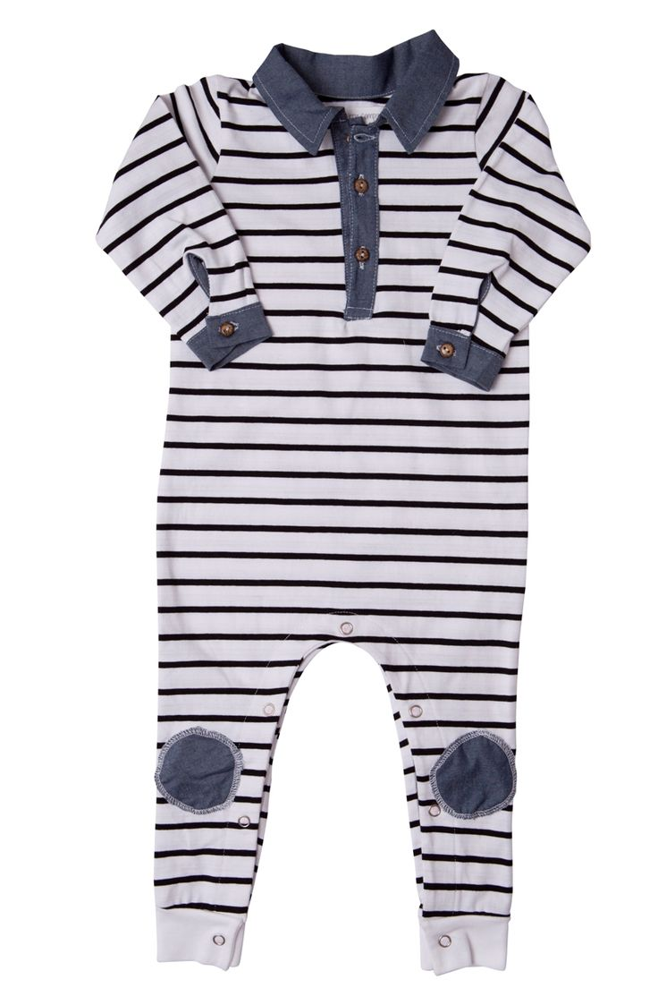 Little Sharky Babygrow from Soul Naturals. www.soulnaturals.co.za