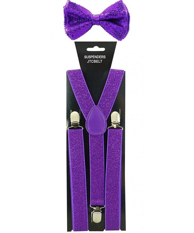 Details about  /Green Black Checker Suspenders and Bow Tie Matching Set Wedding Prom Adult