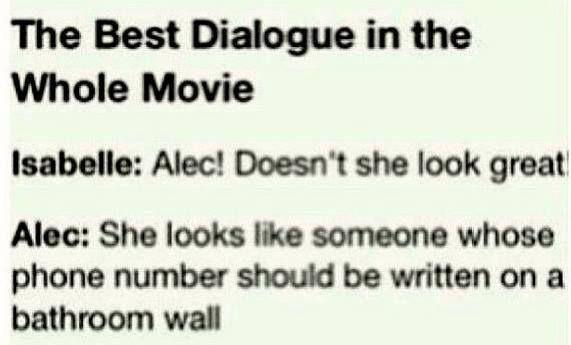 Mortal Instruments film, Alec Lightwood, Isabelle Lightwood