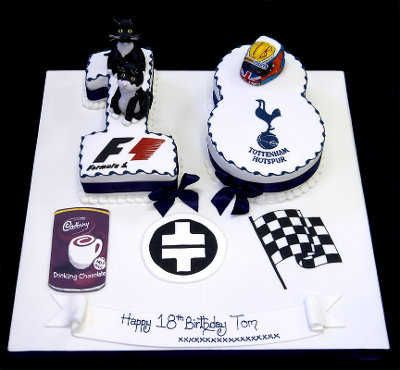 55 best 18th Birthday Cakes images on Pinterest 18th birthday