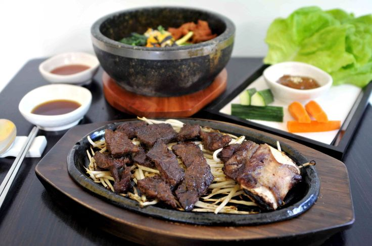 Not for coeliacs! Find the best Korean restaurants in London as recommended by Time Out.