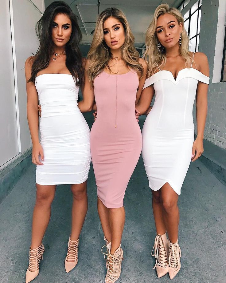 Friday night girl gang  / All 3 looks are new to #tigermist.com.au today.