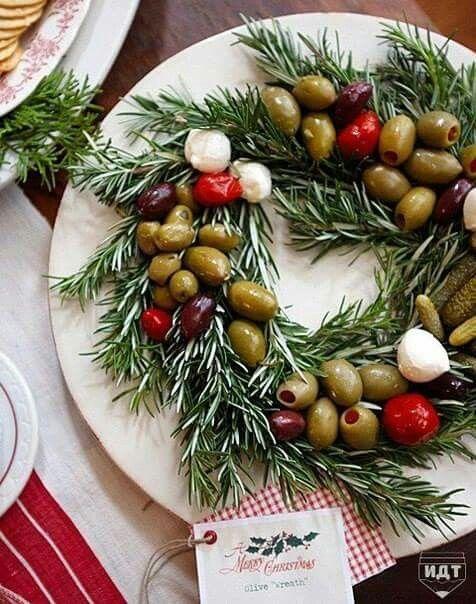 Couronne d'olives
