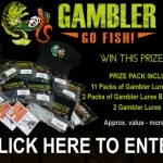 Gambler Lures – Prize Pack Giveaway!