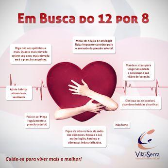 Cuide do seu coração <3  Evite o consumo de alimentos gordurosos, inclua em sua dieta frutas e vegetais. ;)