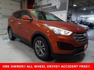 Used 2016 Hyundai Santa Fe Sport AWD 2.4 for Sale in Cedar Falls, IA