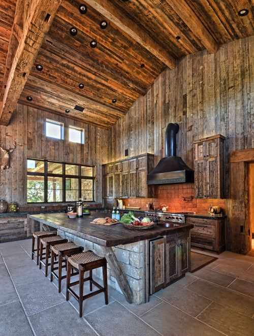 georgianadesign: Llano Ranch, Austin. Cornerstone Architects.