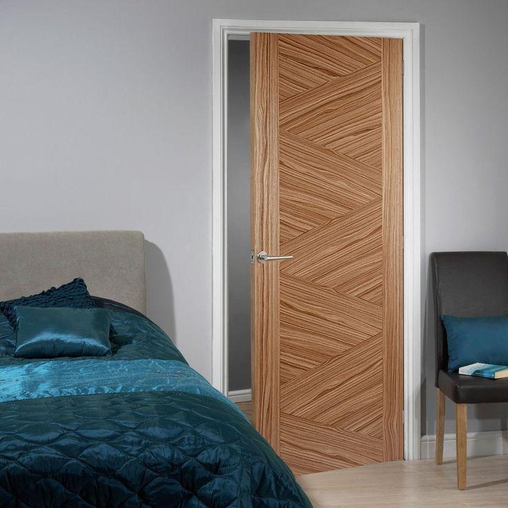 Bespoke Zeus Walnut Flush Door Fire Rated Door - Prefinished.    #walnutdoor #bespokedoor #firebespokedoor #madetoorderdoor #internaldoor #modernonteriordoor #unusualsizedoor