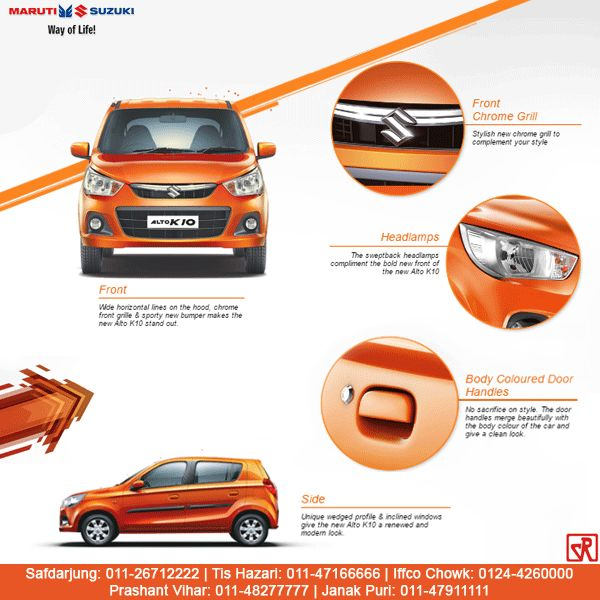 Best Alto K Images On Pinterest Suzuki Alto Numbers And - Car body graphics for altomaruti dzire exteriorsinteriors genuine accessories