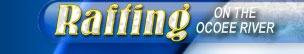 Whitewater rafting in Blue Ridge, GA [Spring Break?]
