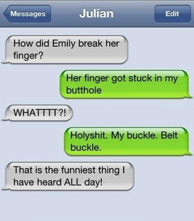 Broken finger: | The 30 Most Unfortunate Autocorrect Fails Of All Time