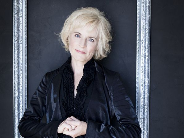 Maria Bamford: A Seriously Funny Comedian : NPR Listen to Maria.  Her mental Illness has allowed the light in.