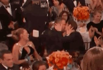 And as long as Blake Lively approves, so do I. | While Ryan Gosling Was Winning, Ryan Reynolds And Andrew Garfield Were Kissing, So There's That