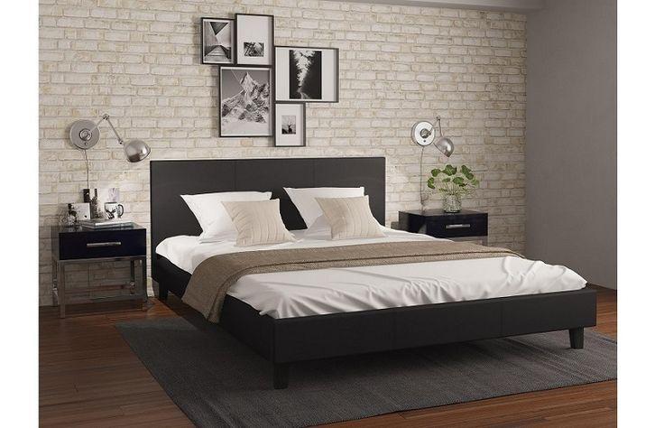 #bedroom #simple #black #simple #nordic #brick #bedroom #beds #home #inspiration