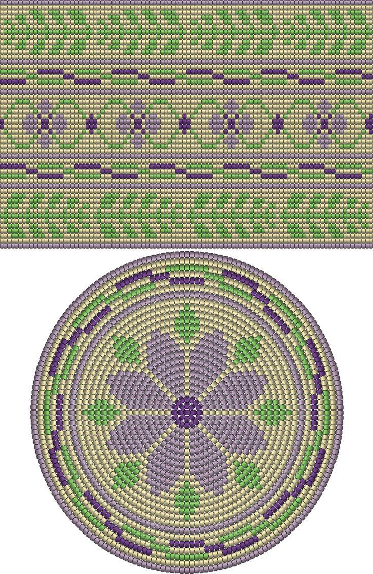 Wayuu Mochila pattern #3