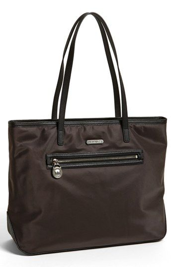 Possible schoolbag     MICHAEL Michael Kors 'Kempton - Large' Nylon Tote available at #Nordstrom