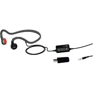 Best Headphones for running - Bone Conduction Tchnology