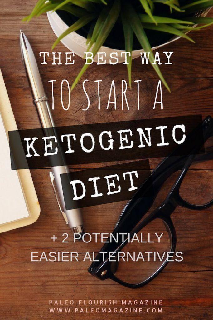 The Best Way To Start a Ketogenic Diet #keto #ketogenic #diet https://paleomagazine.com/how-to-start-ketogenic-diet #ketogenicdietstarting #ketosiscookbook