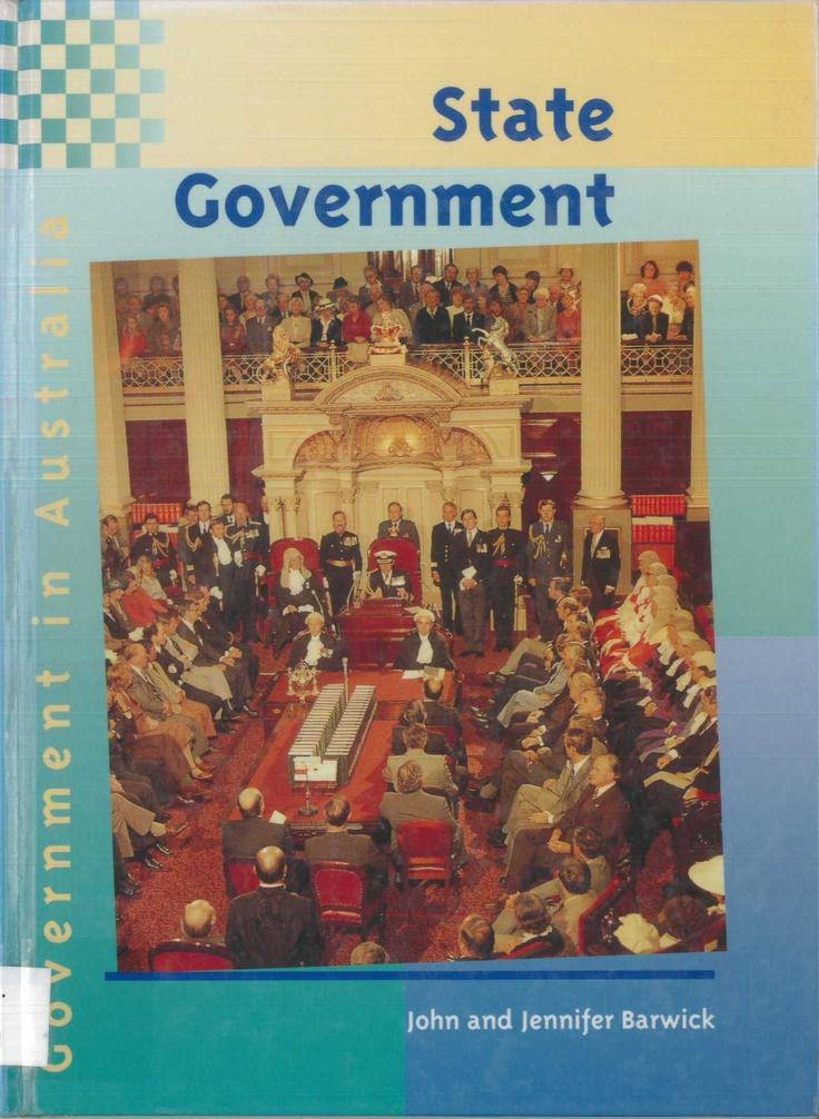 Government in Australia series