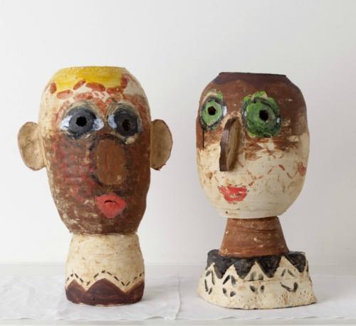 New Brendan Huntley ceramics
