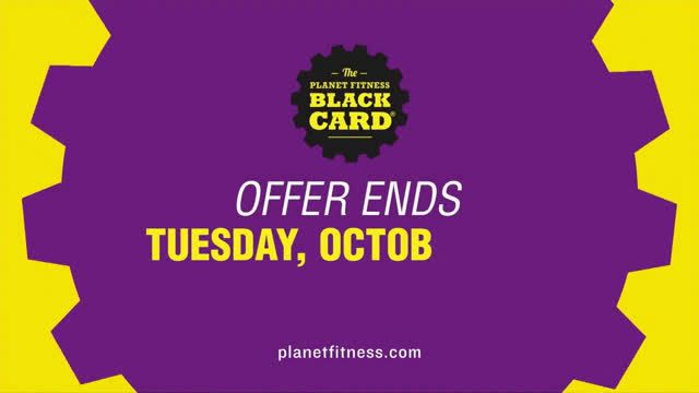 Planet Fitness First Month Free Sale Black Card Ad Commercial On Tv 2018 Planet Fitness Workout Card Ads Planet Fitness Black Card