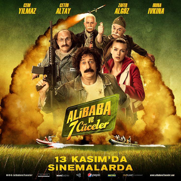 Ali Baba ve 7 Cüceler 13 Kasım'da #Espark Cinemaximum Sinamaları'nda!