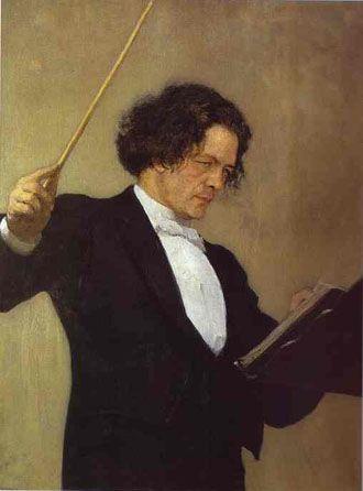 Πορτρέτο του Anton Rubinstein. (1887)