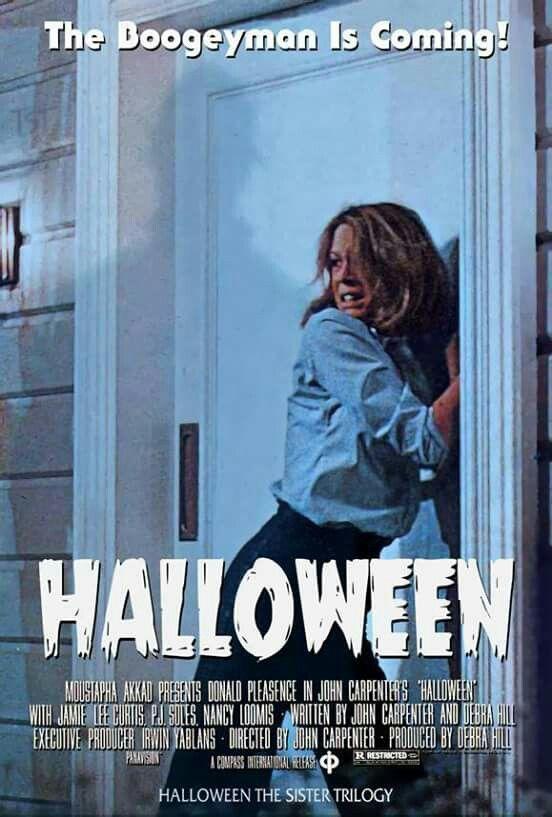 Halloween (1978) Donald Pleasance, Jamie Lee Curtis, Tony Moran