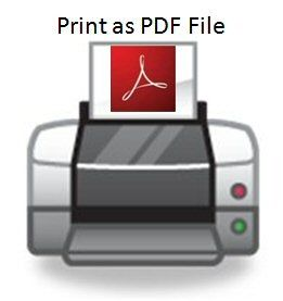 How to Print Files to PDF in Windows 10