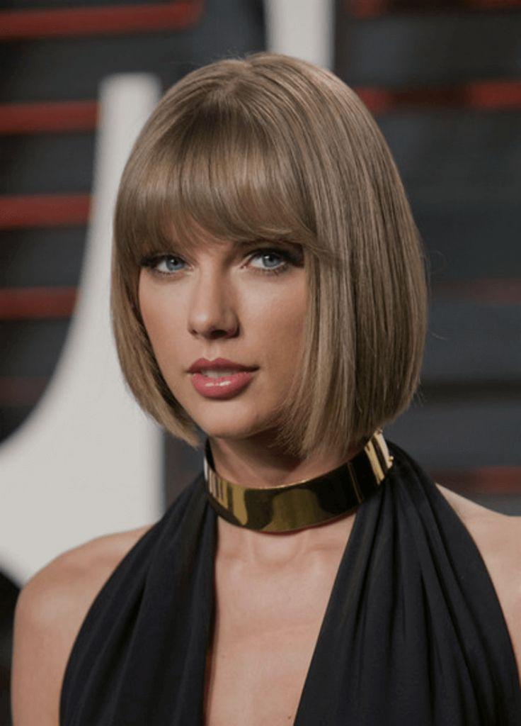 Gute Ideen bob frisur herbst 2018 Taylor Swift
