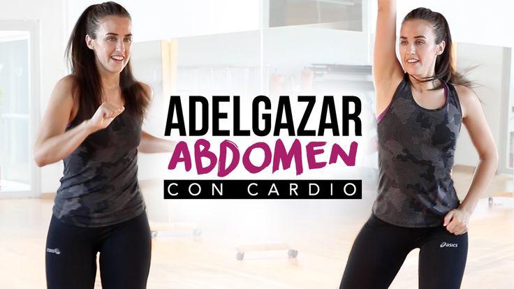 Reducir grasa abdominal con cardio intenso. Video del canal Gym Virtual con una rutina de 25 minutos para quemar grasa abdominal haciendo cardio en casa.