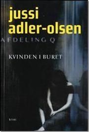 Kvinden i buret af Jussi Adler-Olsen, ISBN 9788756787543