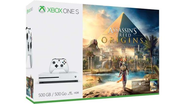 Xbox One S – Assassin's Creed Origins Bundle
