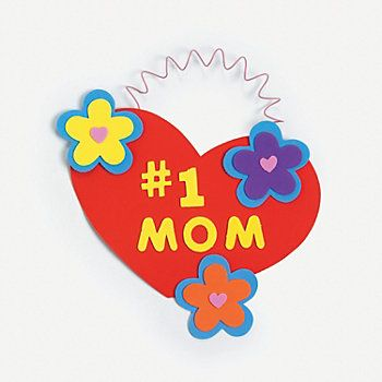 22 best images about mother 39 s day ideas on pinterest for Mother s day craft kits