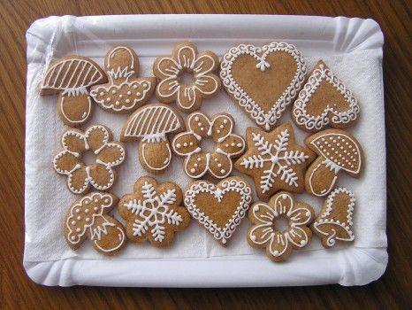 Vianocne Medovniky | Vianočné medovníky