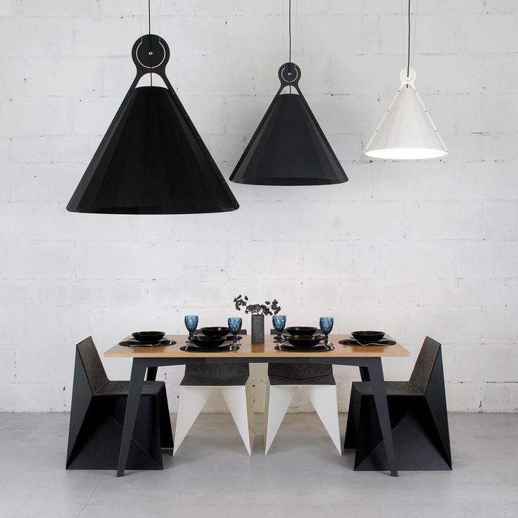 Les 1946 meilleures images propos de design sur for Lampe au dessus d une table