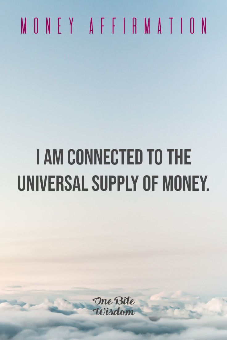 Manifest Money With Law of Attraction