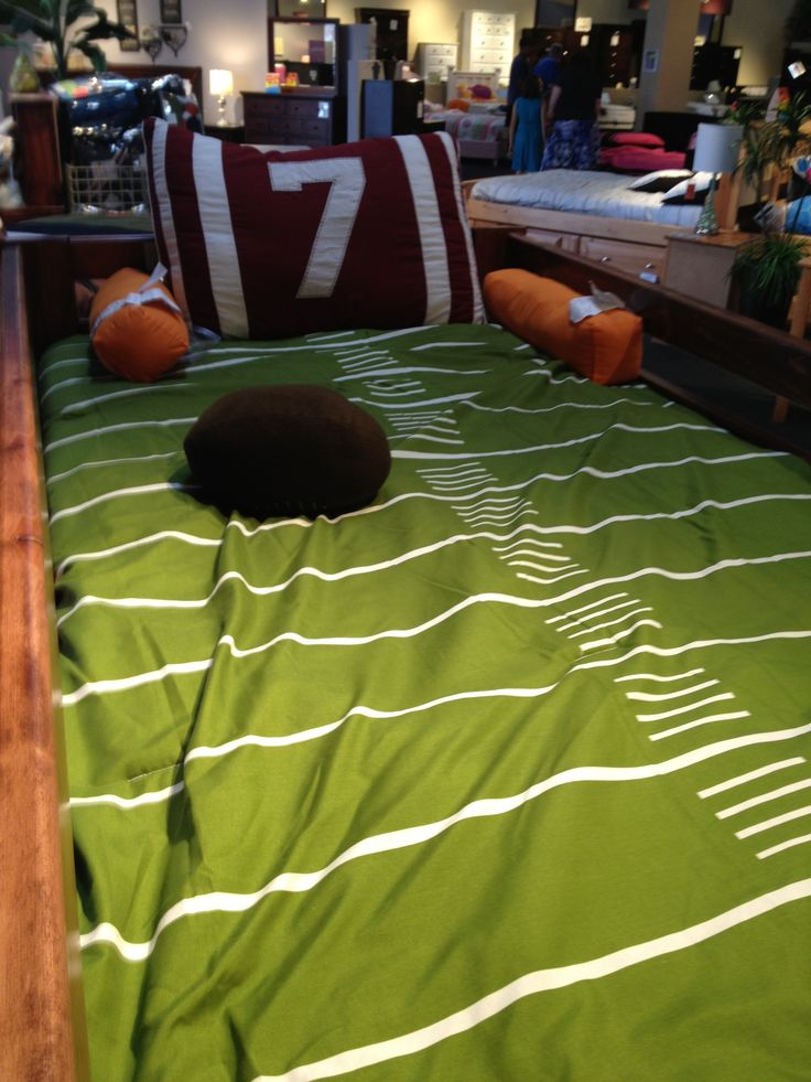 Bedding Sets Bedding And Football On Pinterest