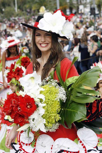 Madeira Flower Festival, Madeira Island, Portugal | World Insights