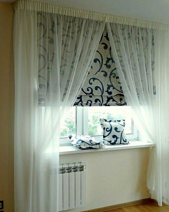 Пошив штор на заказ в Краснодаре. Шторы. Спальня. Комната. Дизайн. Дом. Уют и красота. Окно. Оформление. Текстиль. Ткани для дома. Ткань для штор. Тюль. Портьеры. Защита от солнца. Римские шторы