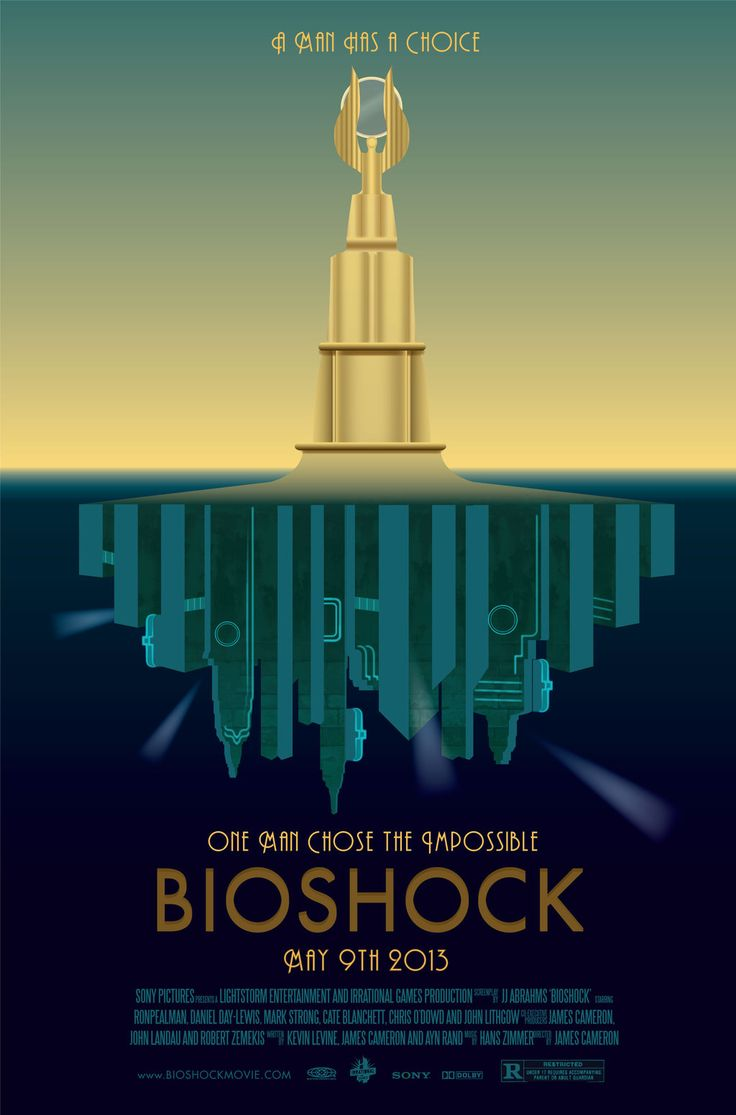 bioshock new year poster