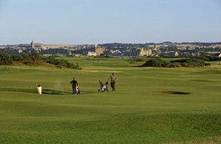 Golf de St Andrews - Fife, Ecosse