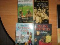 Roman Régines Desforges édition Arthème Fayard