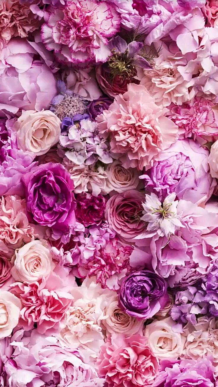 Открытки, картинки цветы на фон айфона