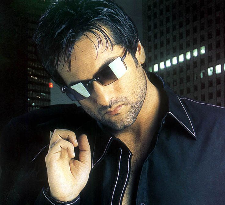 Fardeen Khan Hairstyle Collection